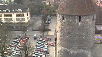 SWISSVIEW - VD, Château de Yverdon-les-Bains - Yverdon-les-Bains