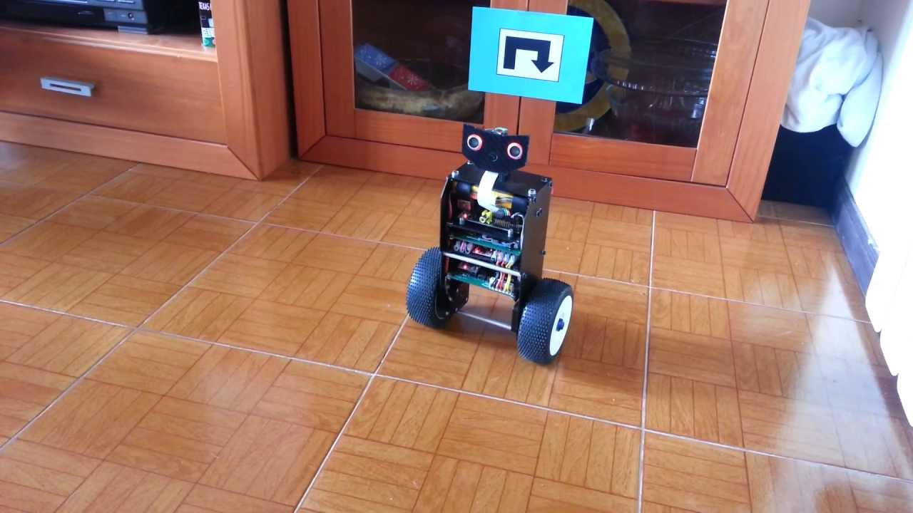 RS4 - Self balancing Raspberry Pi i | RobotShop Community