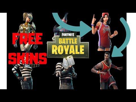 New Fortnite Free Skins Update! New