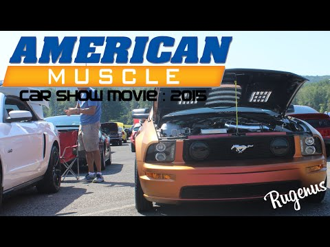 American Muscle Show 2015 : Short Movie