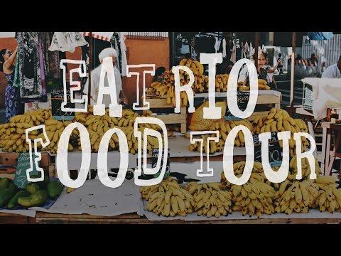 """Rio De Janeiro """"Eat Rio"""" Food Tour"""