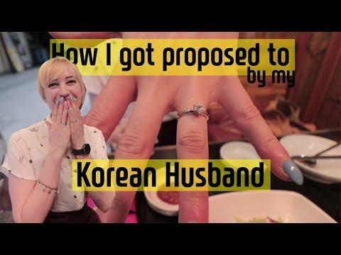 눈물펑펑 외국인 여자친구 프로포즈 받은 이야기 How I got proposed to by Korean Boyfriend