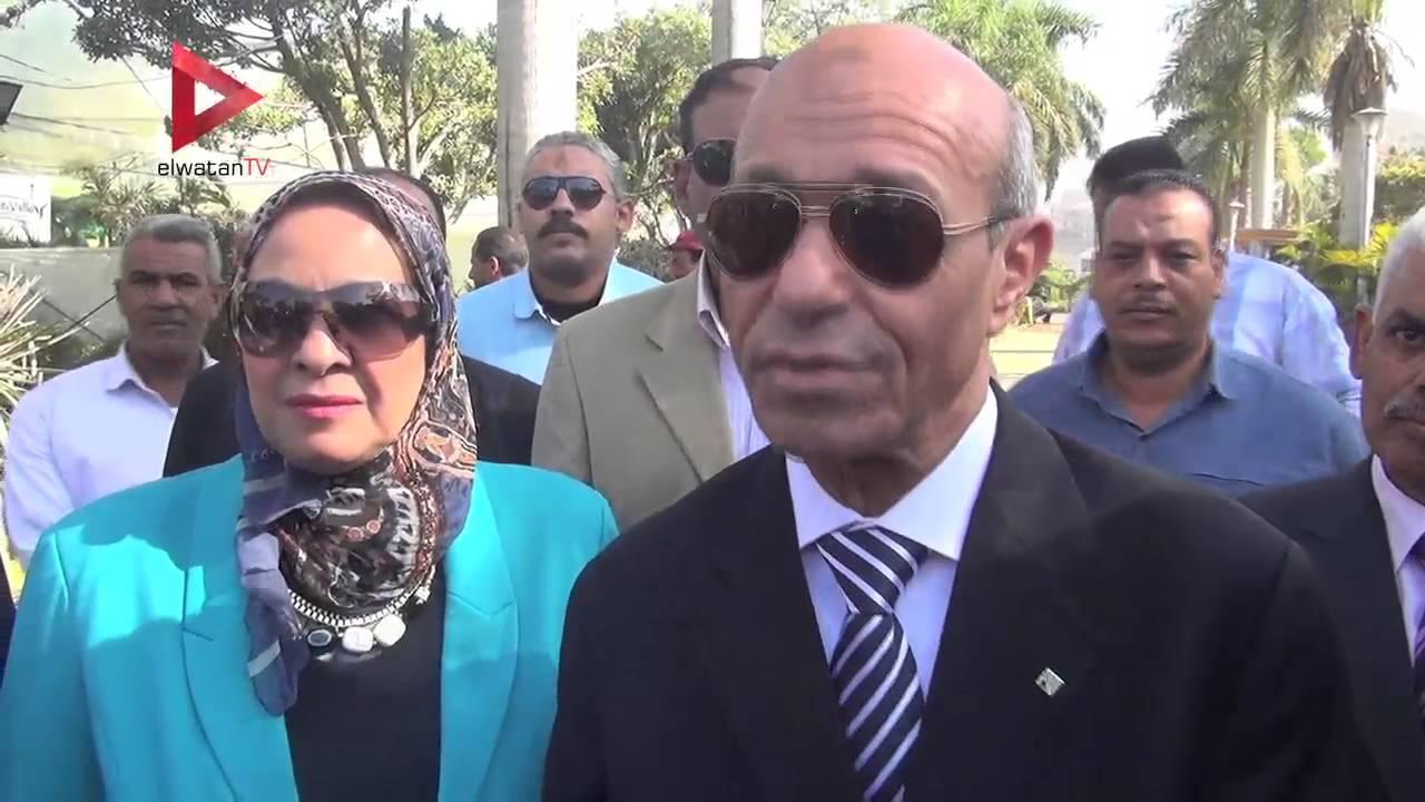 الوطن المصرية: نائب محافظ القاهرة يفتتح معرض زهور الخريف بحديقة الطفل في مدينة نصر