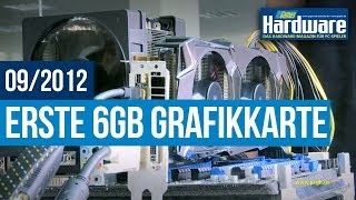 Radeon HD 7970 Toxic   Die erste 6 Gigabyte Grafikkarte   PCGH 09/2012
