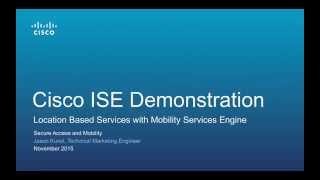 Cisco ISE 2.0 Integrates with Cisco MSE to Provide Geolocational Network Access