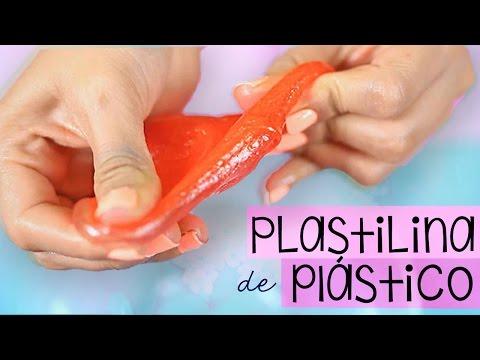 ¡PLASTILINA DE PLÁSTICO! Termoformable con agua - ¿Plastimake sirve? ✎ Craftingeek