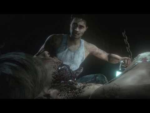 Смерть в Until dawn (дожить до рассвета) - Майкл не успевает спасти Джессику