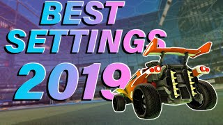 The Rocket League Settings That Changed EVERYTHING