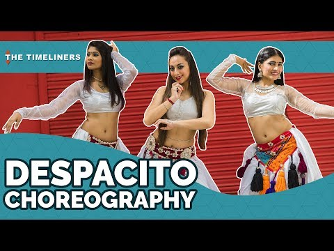 Despacito: Choreography   The Timeliners