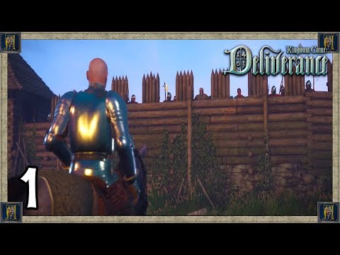 THE BEST MEDIEVAL RPG EVER!!! - Kingdom Come: Deliverance Gameplay #1
