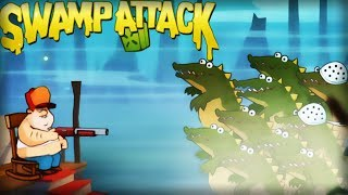 Swamp Attack - Outfit7 Limited Episode 4 Level 3-4 Walkthrough
