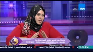عسل أبيض - ناهد لاشين المرشحة لمنصب العمدة توضح برنامجها فى تطوير قرية كفر صقر بالشرقية