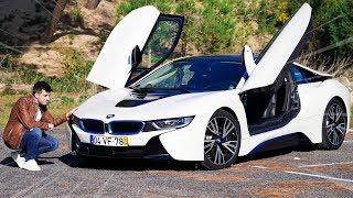 DERAM-ME um BMW i8 !!