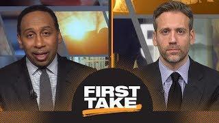 Stephen A. and Max debate how far Thunder will go this season | First Take | ESPN
