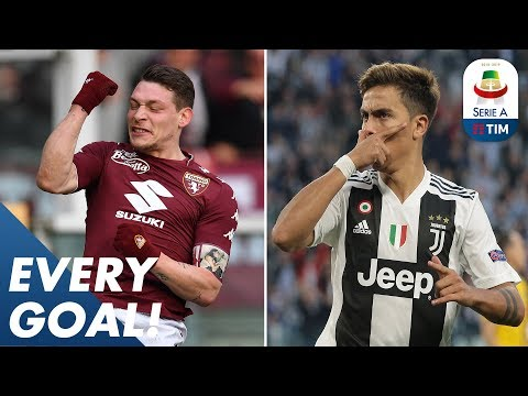 Belottis Comeback, Dybalas Skill and Mertens Hat-Trick!   EVERY Goal   Round 11   Serie A