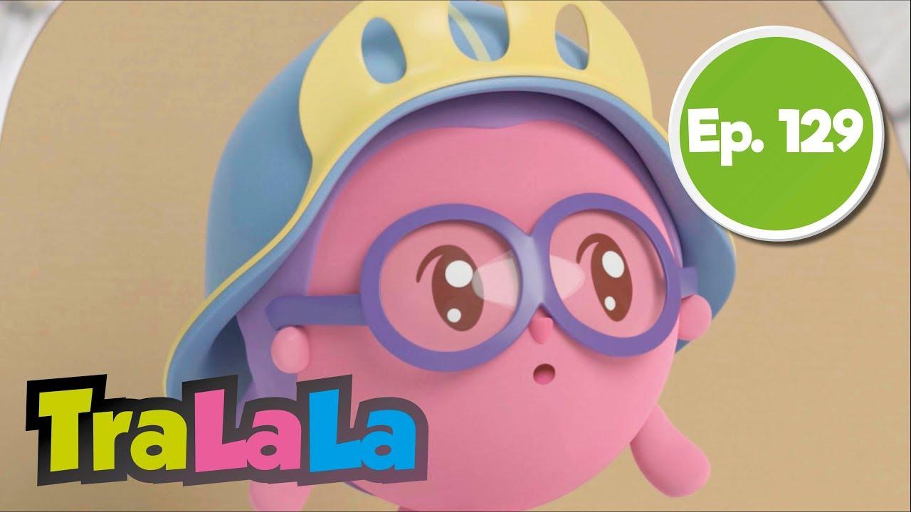 BabyRiki - Castelul (Ep. 129) Desene animate   TraLaLa