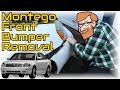 Mercury Montego Front Bumper Removal • Cars Simplified Quick Tips