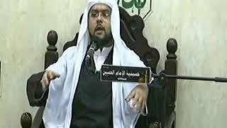 الشيخ علي البيابي   الإمام جعفر الصادق عليه السلام كان حريصا على إصلاح ذات بين الشيعة
