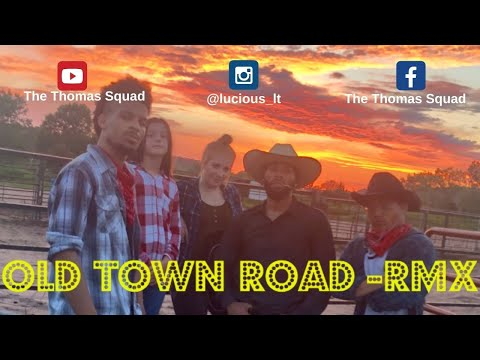 old-town-road---lil-nas-x-ft-billy-ray-cyrus-dance-|-lucious-thomas