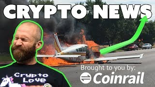 Crypto Markets Crash | Coinrail Hack | $EOS Voting Mess