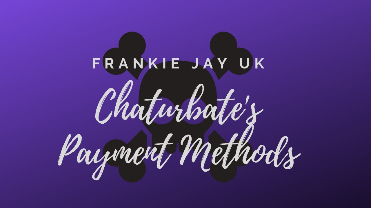 Chaturbate payment