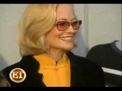 Cybill Shepherd's ET Interview