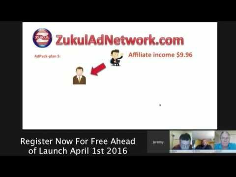 Zukul Ad Network Affiliate Overview – REGISTER !!!