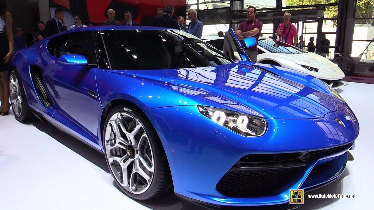 2015 Lamborghini Asterion Lpi 910 4 Exterior And Interior