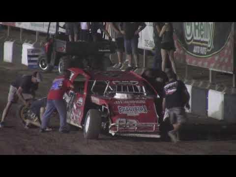 Salina Speedway 6-28-19 *SalinaUedCars.Com* IMCA Mods