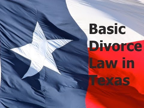 Filing For Divorce in Texas: Attorney Explains Step-by-Step Process from YouTube · Duration:  7 minutes 9 seconds