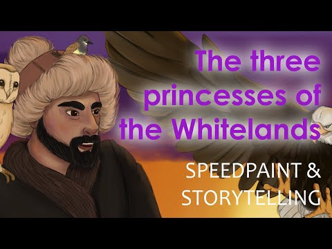 Speedpaint and Storytelling