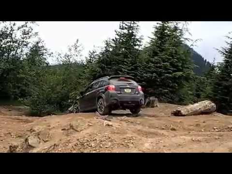 Subaru Xv Crosstrek Off Road