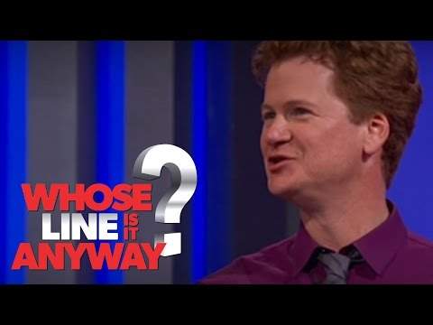 The One With Jonathan's Wife - Whose Line Is It Anyway? US