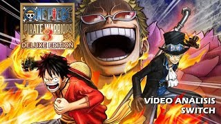 One Piece Pirate Warriors 3 Deluxe Edition | Análisis GameProTV