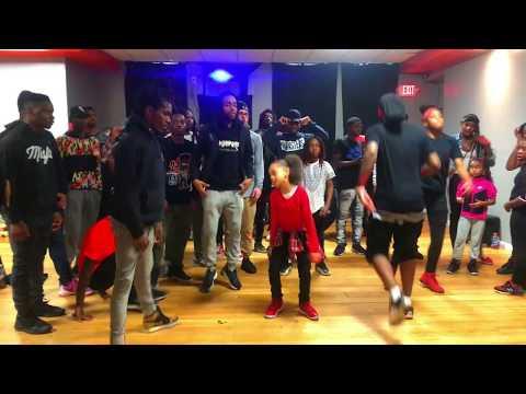 "@ani973_ Presents ""When BMORE meets JERSEY Club • YFD x TeamLilMan"