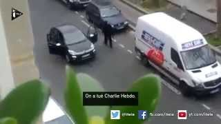 Charlie Hebdo: les deux tireurs étaient là pour