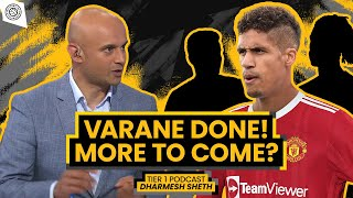 More Transfers Inbound At United?! | Dharmesh Sheth | Tier 1 Podcast