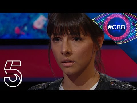Emma interviews Roxanne Pallett  Celebrity Big Brother