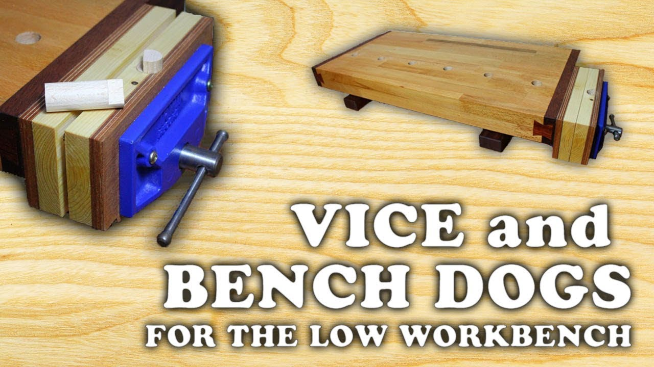 How To Make Wooden Bench Dogs