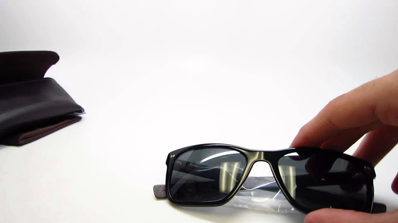 fb54f542ee0 Giorgio Armani AR 8062 5017 87 Black Luxury sunglasses unboxing Special  Edition