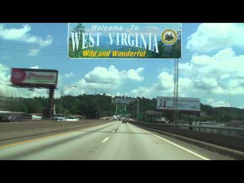 I-70 & Wheeling, WV