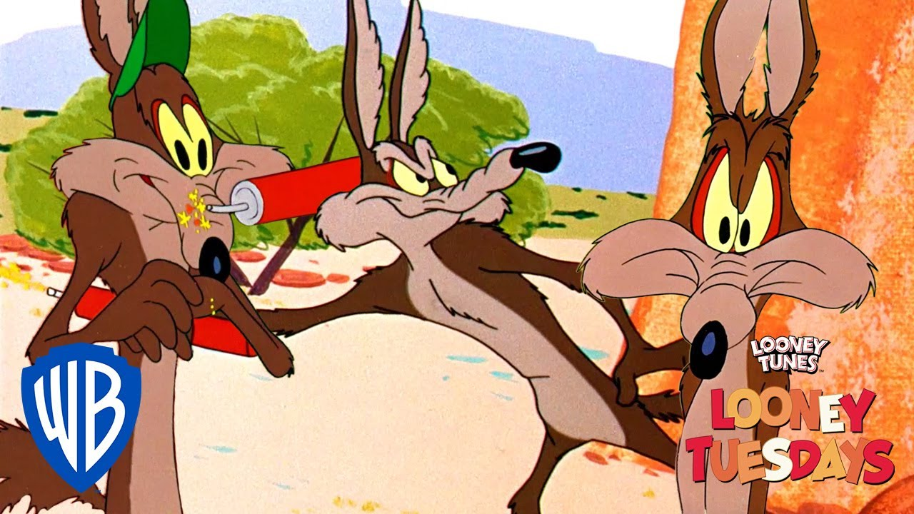 Looney Tuesdays | The Coyote Who Never Gives Up | Looney Tunes | WB Kids