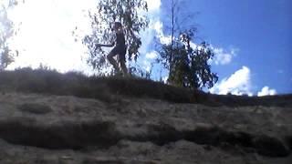 Смешной клип на речке