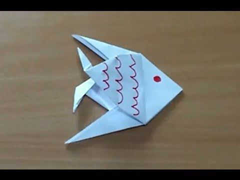 Tutorial origami bird - Origami youtube facile ...