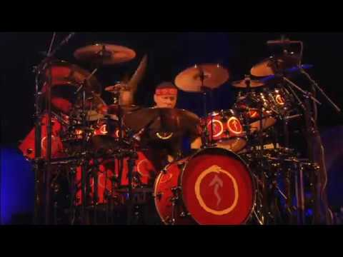 Neil Peart Natural Science Drum Cam And Isolated Drum Mix