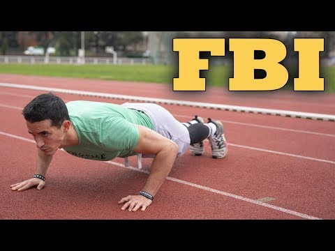 I TAKE THE FBI FITNESS TEST !!