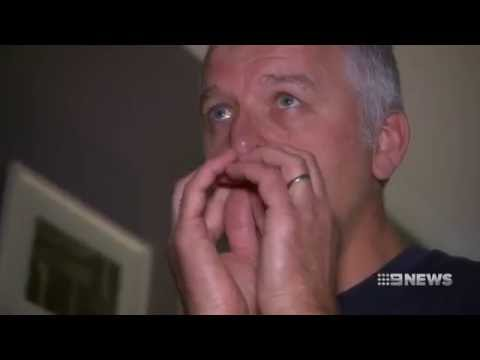 Channel 9 News Melb Mute Snoring Story