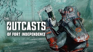 """The Outcasts of Fort Independence - Plus, """"Miss Launcher"""" - Fallout 3 Lore"""