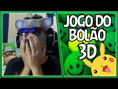CONHECENDO, CANTANDO E ZOANDO NO JOGO DO BOLÃO 3D COM MINI-RATINHO