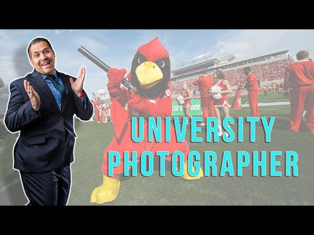 How to Become a University Photographer with Lyndsie Schlink - ISU